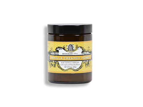 Vanilla Creamed Honey - Beekman 1802