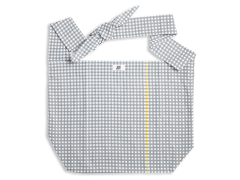 Cotton Market Tote - Gingham Collection