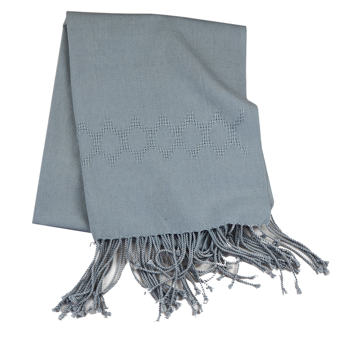 Iron Maiden Silver Shawl