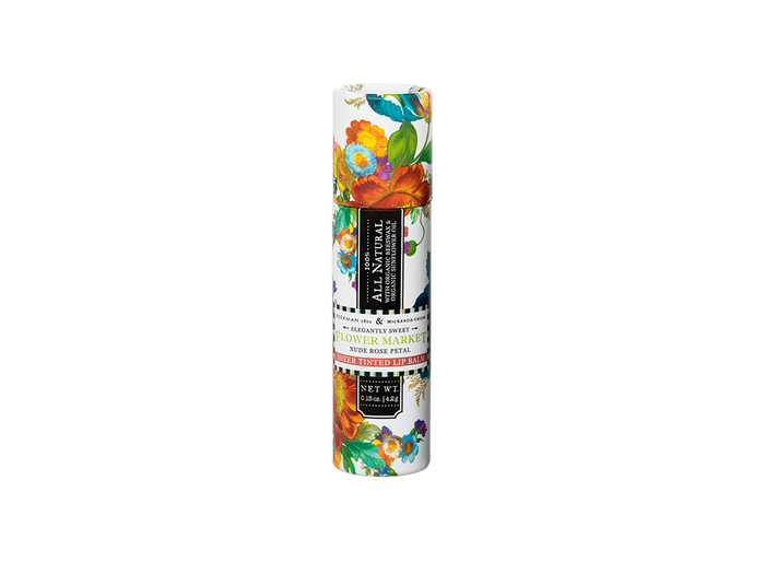 B. 1802 & MacKenzie-Childs Flower Market Lip Balm