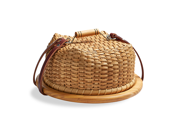 Handwoven Pie Caddy