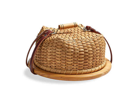 Handwoven Pie Caddy - Beekman 1802