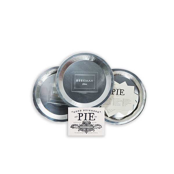 Good Neighbor  Pie Kit