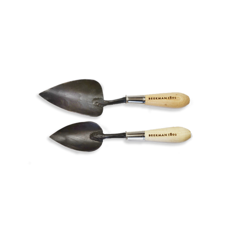 Eternity Hand-Forged Trowels - Beekman 1802