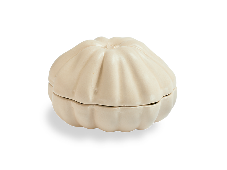 Ceramic Heirloom Tomato Lidded Dish - Beekman 1802