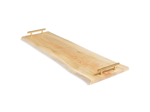 "Extra Large Maple Tray 32"" - Beekman 1802"