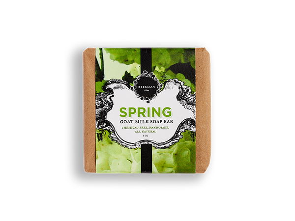 Scent of Spring Artisan Soap