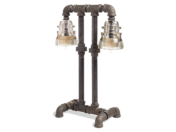 The H.G. Wells Steam Punk Light