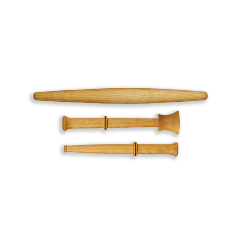 Wooden Utensil Bundle
