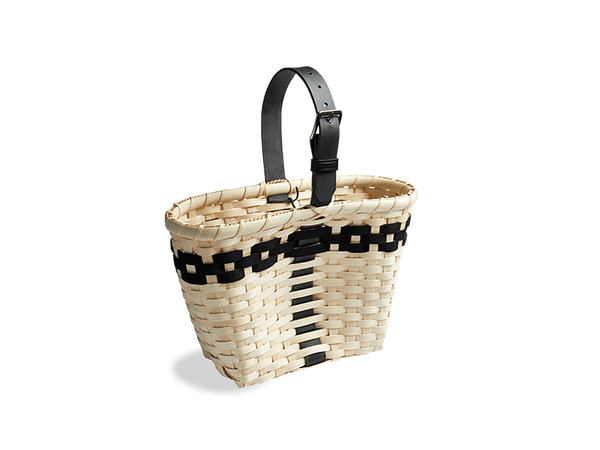 Handwoven Wine & Picnic Caddy