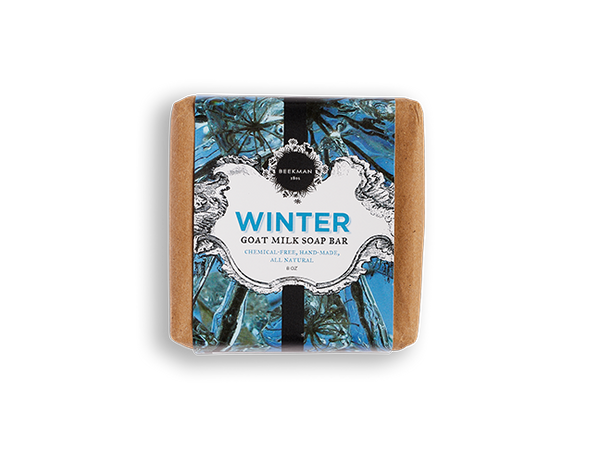Scent of Winter Artisan Soap