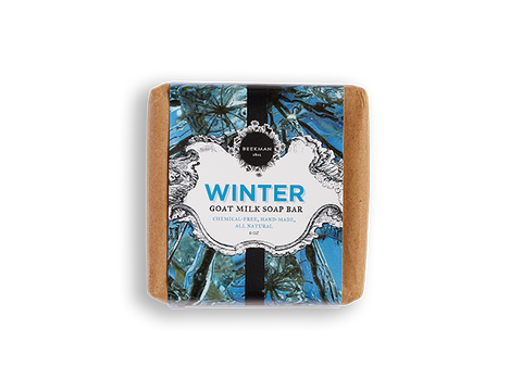 Scent of Winter Artisan Soap - Beekman 1802