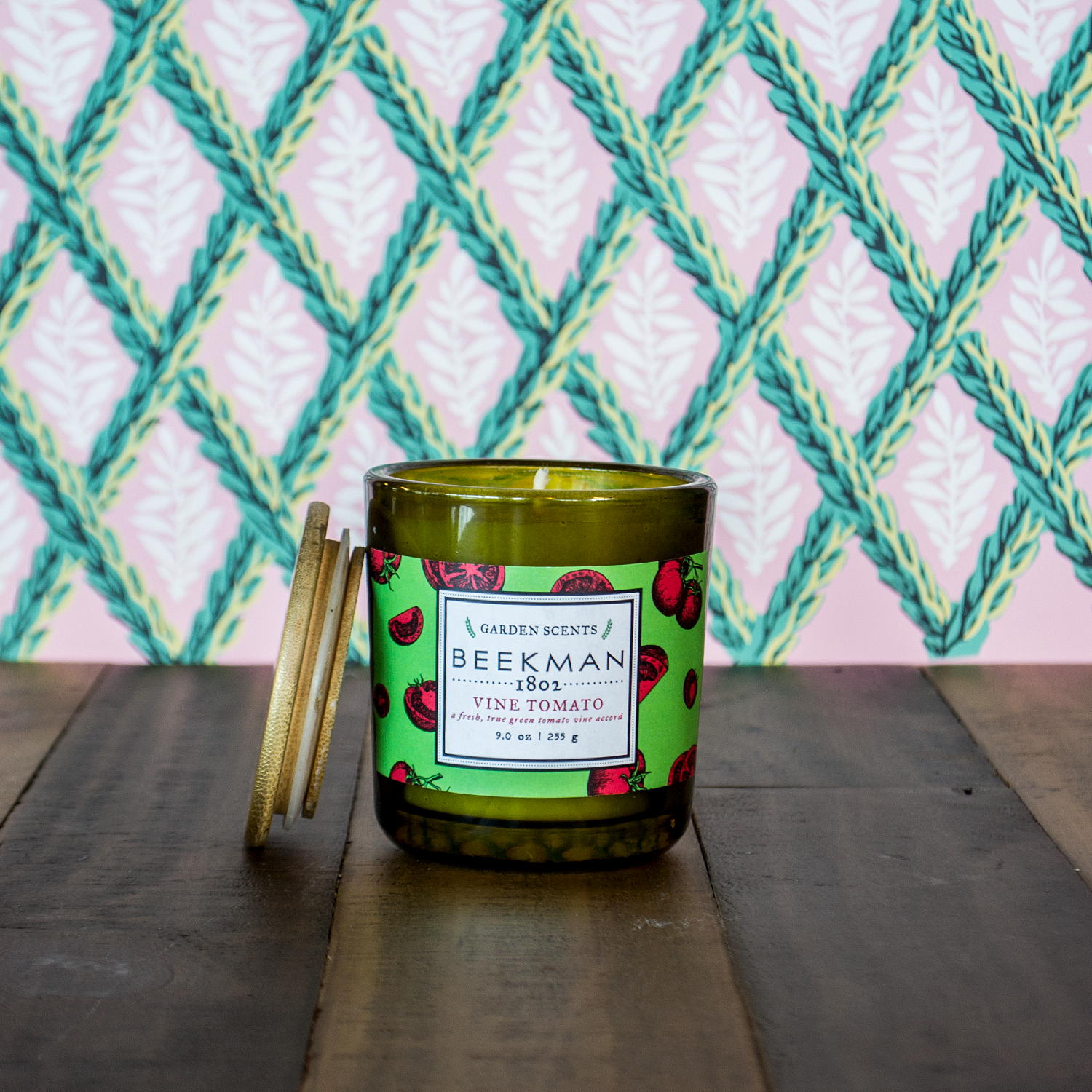 Vegetable Garden Candle Collection