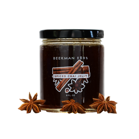 Spiced Chai Jelly