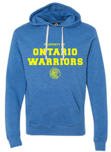 Load image into Gallery viewer, Property of Ontario Hoodie Blue