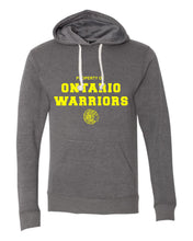 Load image into Gallery viewer, Property of Ontario Hoodie Gray