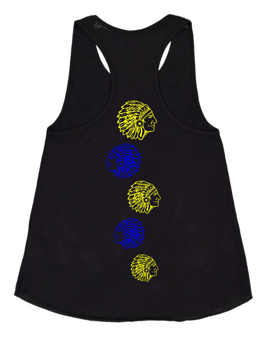 Warrior Tank, Black Youth