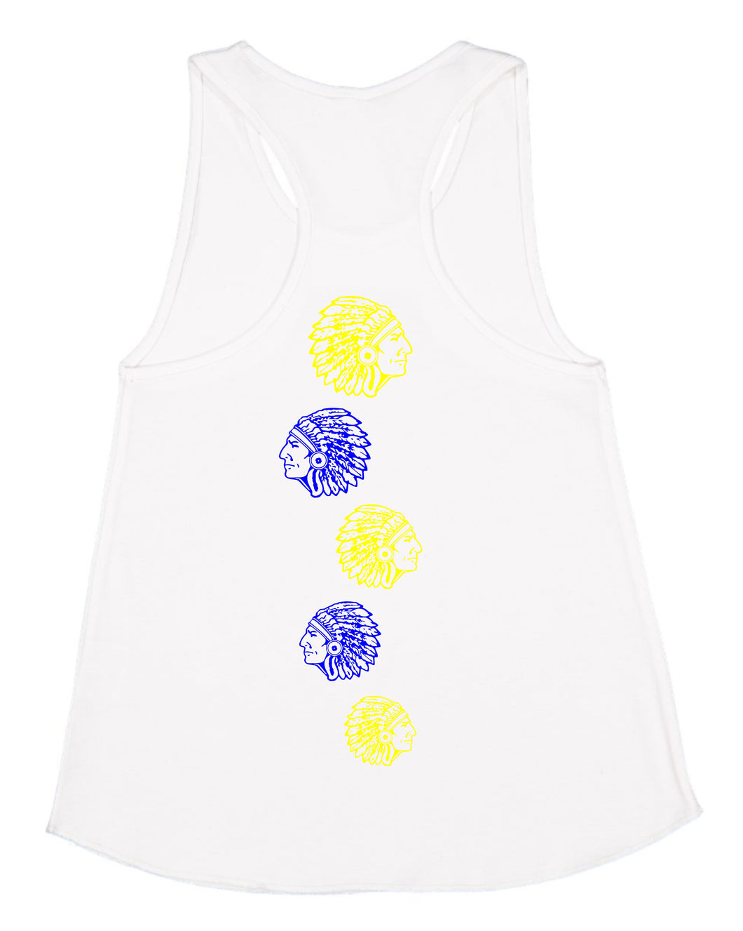 Warrior Tank, White Youth