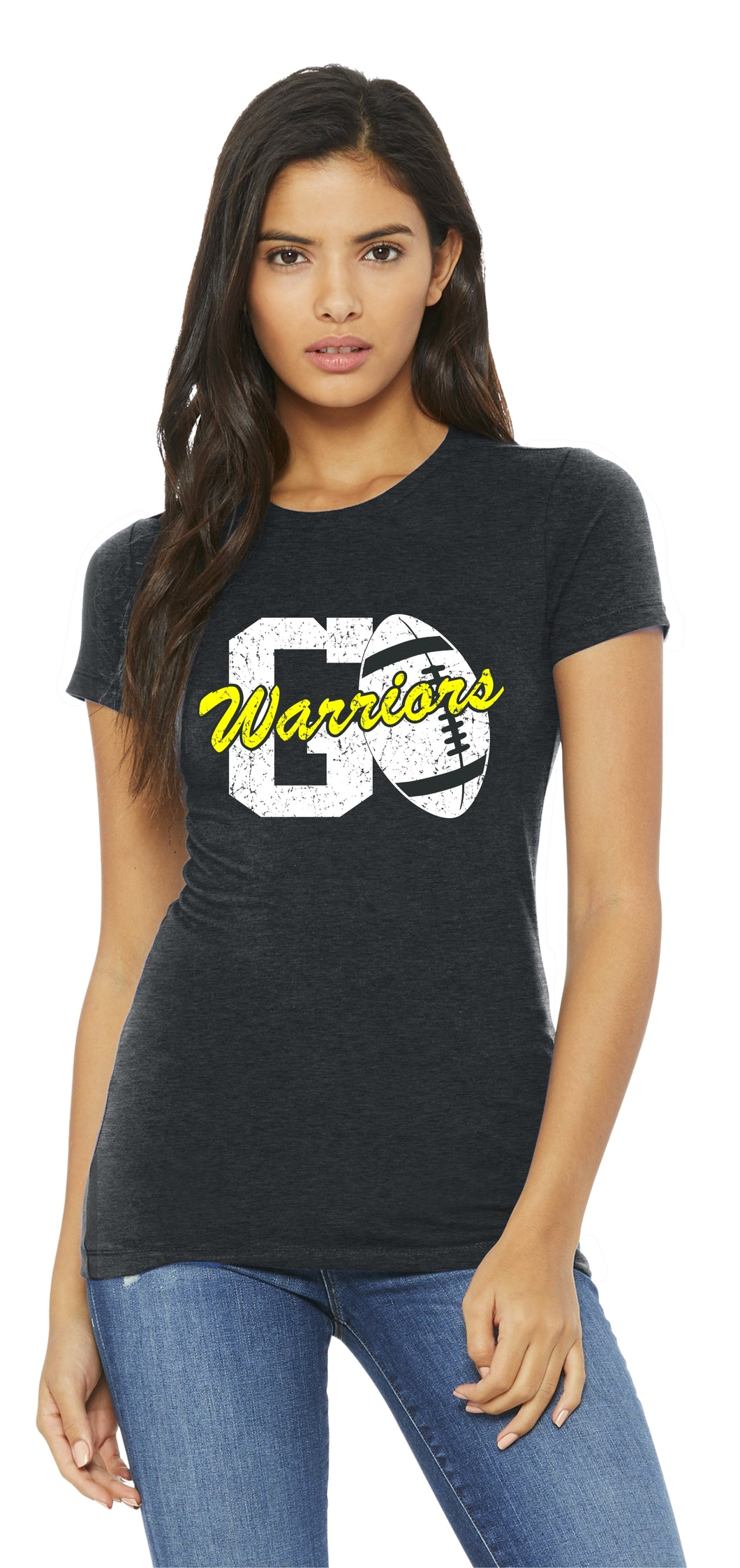 Football Go Warriors Women's