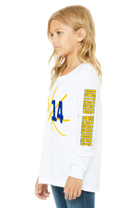 Basketball Long Sleeved Youth