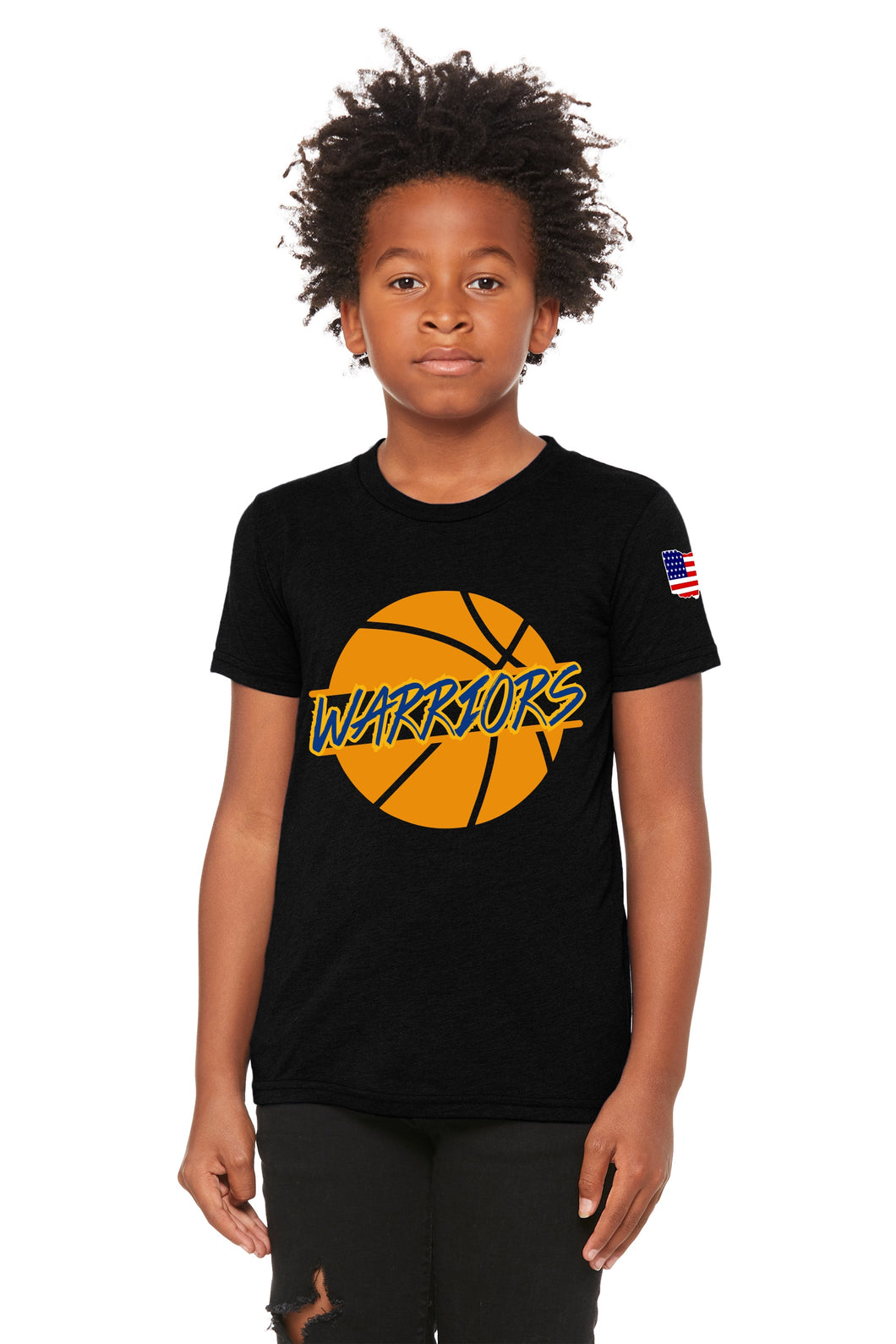 Basketball Warriors Ball Youth