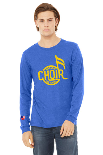 Choir Long Sleeved
