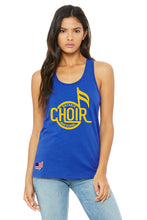 Load image into Gallery viewer, Choir Racerback Tank