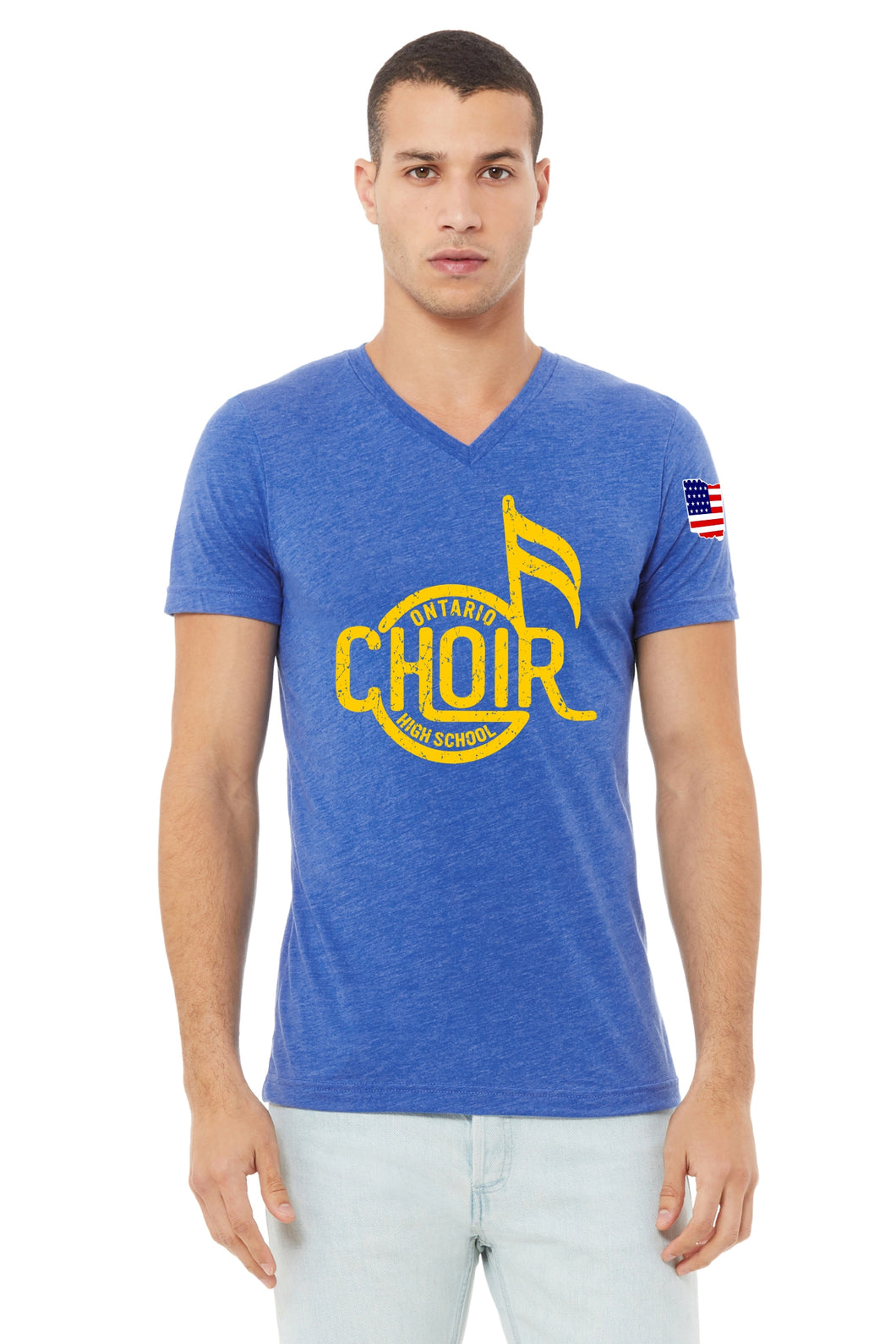Choir V Neck