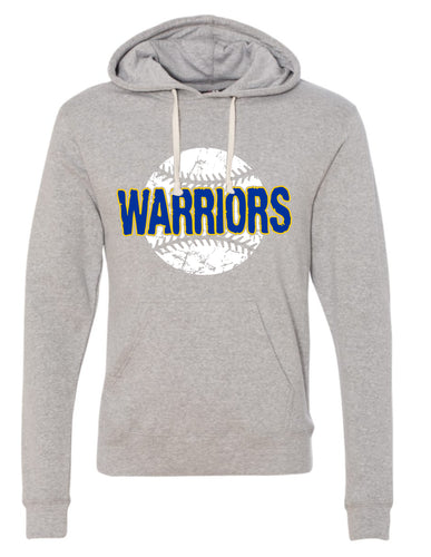 Baseball/Softball Warriors Hoodie
