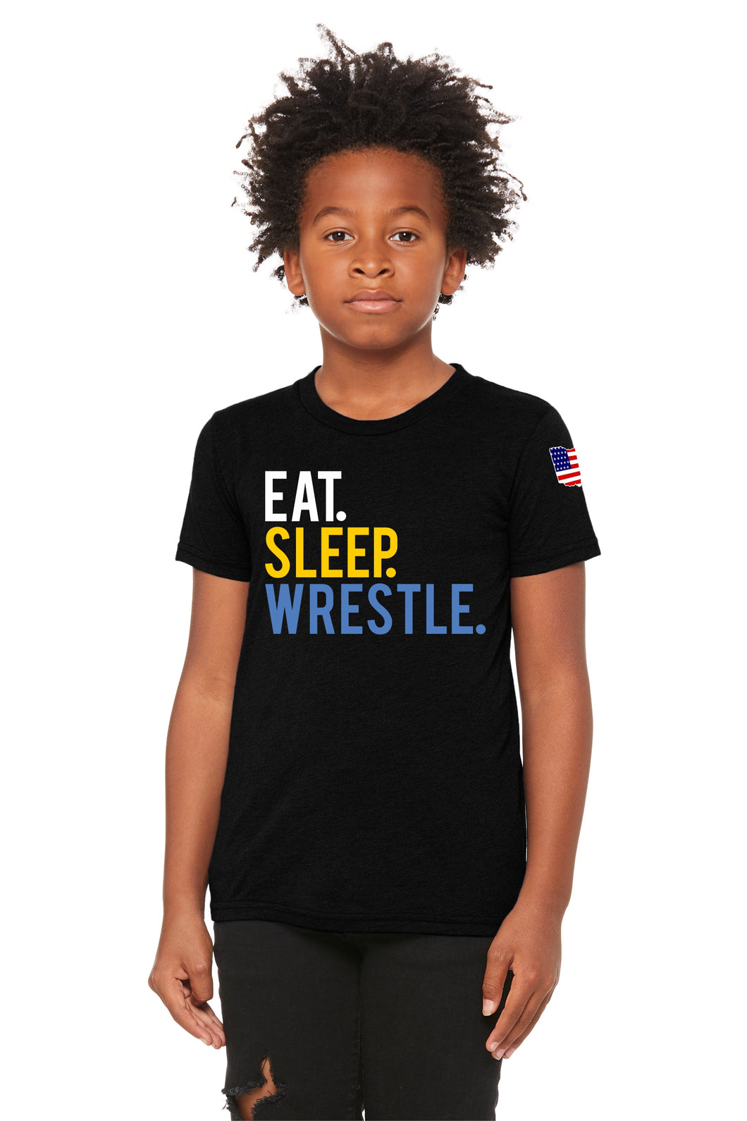 Eat Sleep Wrestle Youth