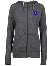 Load image into Gallery viewer, Block O Zip Up Hoodie Women's