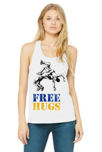 Load image into Gallery viewer, Free Hugs Wrestle Racerback Tank