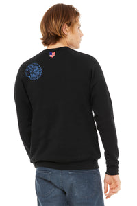 Glitter Warriors Crew Neck Unisex