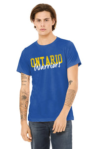 Ontario Warriors Blue Unisex