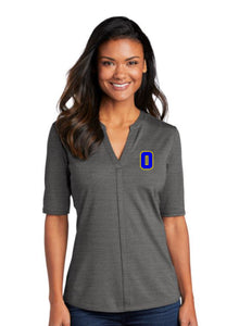 Block O Polo Shirt Women's