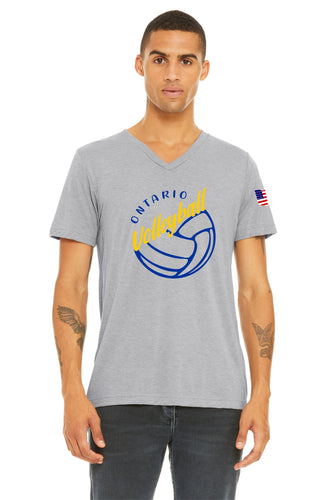 Volleyball V Neck Unisex