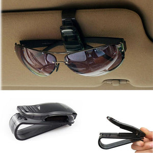 2Pcs Car Sunglass Visor Clip