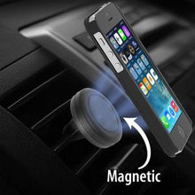 Load image into Gallery viewer, Universal Air Vent Magnetic Car Cellphone Mount Holder