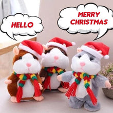 Load image into Gallery viewer, Talking Hamster - 🎄Christmas Limited Edition🎄