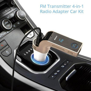 Radio Adapter Car Kit