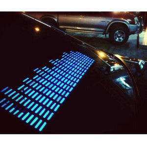LED Light Equalizer Sticker