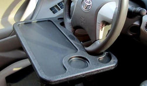Steering Wheel Tray for Laptop & Food