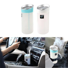 Load image into Gallery viewer, Ultrasonic Car Humidifier, Aroma Diffuser & Air Purifier