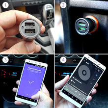 Load image into Gallery viewer, Xiaomi Car Charger & Bluetooth Music Player