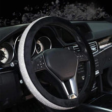 Load image into Gallery viewer, Mosaic Drill Car Steering Wheel Cover