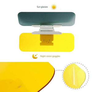 Car Day And Night Anti-Glare Visor
