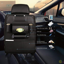 Load image into Gallery viewer, Car Backseat Organizer