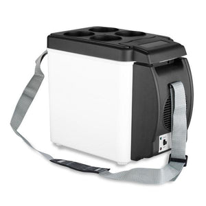 Portable Car Fridge & Warmer