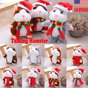 Talking Hamster - 🎄Christmas Limited Edition🎄