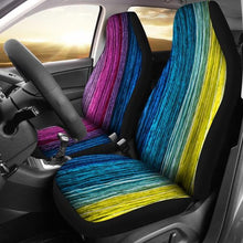 Load image into Gallery viewer, Rainbow Car Seat Cover
